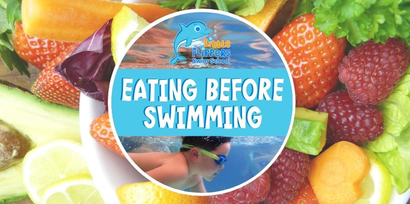 ۵ اصل درباره تغذیه شناگران